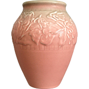 Rookwood Pottery Production Ware Vase #6034, 1930