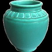 Rookwood Pottery Production Vase #6440, Turquoise Mat, 1934