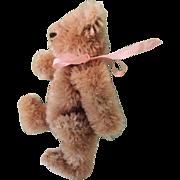 REDUCED Darling 1950's Jointed Mohair Steiff Teddy Bear