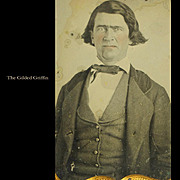 Antique Civil War Era Daguerrotype With Questionable Pose