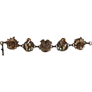 Charm Bracelet Modified Confusious in the Garden