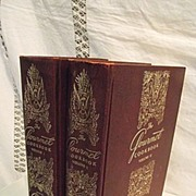 The Gourmet Cookbook Vol I & II Revised Edition 1st Printing 1965
