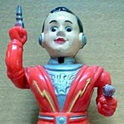 Shooting Man from Mars by Irwin, c. 1952