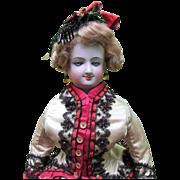 "LAYAWAY 21"" Antique  Bru Smiler French Fashion Doll ALL ORIGINAL"