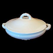 Nice White Limoges Porcelain Covered Vegetable Dish ~ Haviland Limoges France 1894-1931