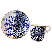 SALE PENDING (4) Sets of Royal Worcester Cups and Saucers – Unbelievable 123 YR OLD English