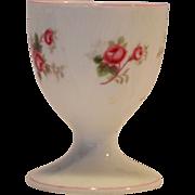 Shelley Bone China Egg Cup ~ Rose Spray / Bridal Rose Pattern 13545~ Dainty Shape ~ Shelley En