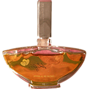 Perfume Bottle Commercial Ruffles Small Store Factice