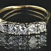 1 Carat Diamond Wedding / Anniversary Band