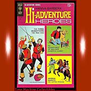 1969 Hanna-Barbera Hi-Adventure Heroes Comic, No. 1