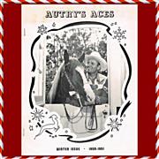 1950-51 Gene Autry Autry's Aces Fan Club Newsletter, Winter Issue