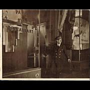 1930's/40's Palm Restaurant Souvenir Booklet