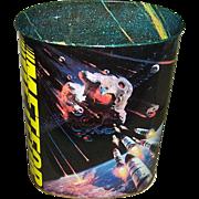 1979 Movie Meteor Trash Can