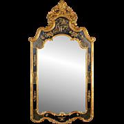 Vintage Mirror Fair Chinoiserie Mirror