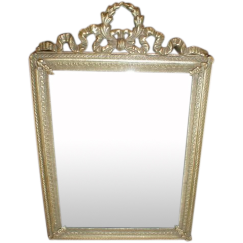 Lovely Antique Bronze Photograph Frame M. W. Carr & Co.