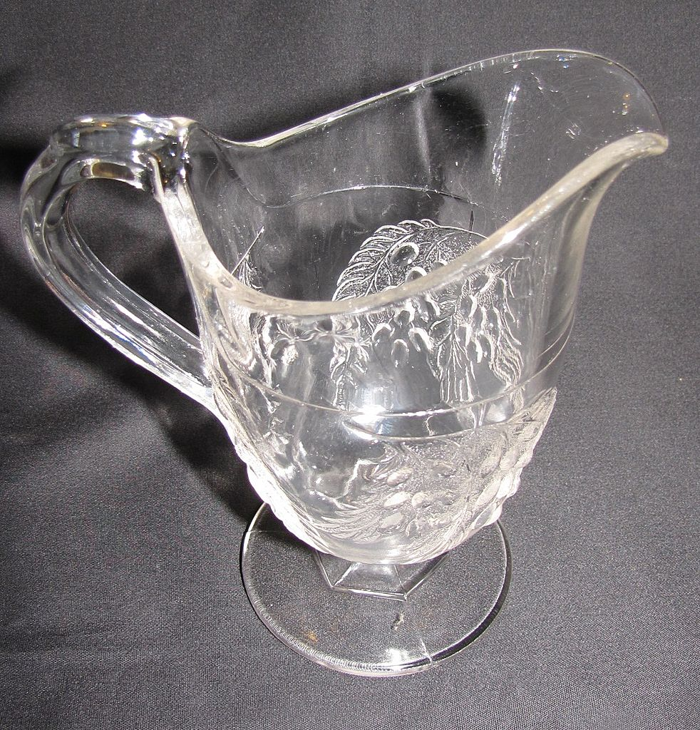 EAPG Creamer, BARBERRY, (2 Available)