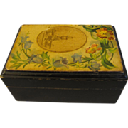Small Mauchlin Ware Box, Aquarium Brighton