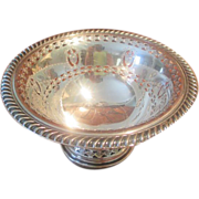Ellis Barker Pedestal Bowl