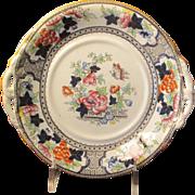 Ironstone Crumpet Dish C:1850
