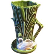 "6"" Sylvac Swan Vase"