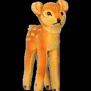 "Vintage Steiff ""Bambi"" Deer Fawn Plush Toy"