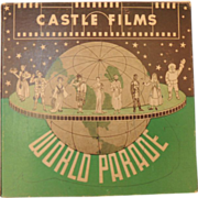 Vintage 8mm Castle Films Movie World Parade #234 America's Wonderland
