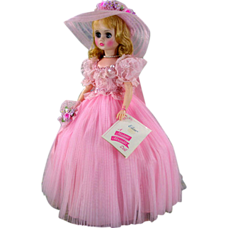 "SALE Madame Alexander 17"" Elise Bridesmaid 1655 Doll Box Tags VALENTINE'S DAY SALE"