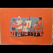 Childcraft, Volume Thirteen, Art and Music, 1945, illustrated