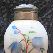 Mt. Mount Washington art Glass Victorian shaker