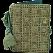 Antique French Needle Case Sewing Etui Napoleon III Circa 1850's