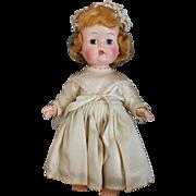 1950's Hard Plastic Walker Doll