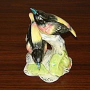 Stangl Pottery Blackbirds Figurine