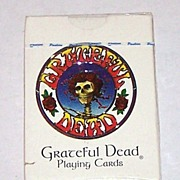 "Grateful Dead Productions ""Grateful Dead"" Playing Cards, Michael Everett Designs, c.1998"