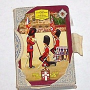 "Worshipful Company (De La Rue) Playing Cards, ""Coldstream Guards"" c.1950"