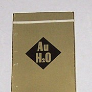 "Brown & Bigelow ""AuH20"" (Goldwater for President?) Playing Cards, c.1966"