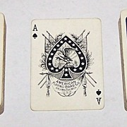 "Double Deck American Playing Card Company (Kalamazoo) ""Golf"" Playing Cards (52/52, N"