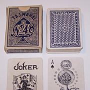 "Biermans ""Taj Mahal No. 48"" Playing Cards, c. 1930s"
