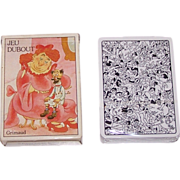 "Grimaud (France Cartes) ""Jeu Dubout"" Playing Cards, c.1987"