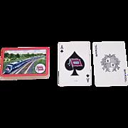 "USPC ""Wabash"" Railroad Playing Cards, c.1951"
