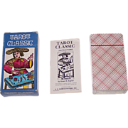 """AG Muller """"Tarot Classic"""" Tarot Cards, U.S. Games Systems Publisher, c.1974"""