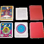 """Centro Immagini """"Le Carte di Halbatros"""" Fortune Telling and Wisdom Cards, Alessandro Belle"""