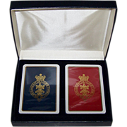 """Double Deck Special Design Products (Waddington) """"Royal and Ancient Golf Club of St. Andrews"""