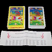"Mystic World Enterprises, Ltd. ""Dragon Mystique"" Chinese Fortune Cards, 1976"
