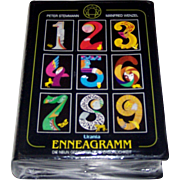 """Urania """"Enneagramm"""" (""""Enneagram"""") Set, """"Die Neun Gesichter der Personlichkeit"""" (â€"""