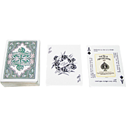 """USPC """"The Nile Fortune Cards"""" Fortune Telling Cards, c.1904"""