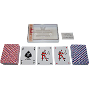 "Double Deck ""Aspiotis-Elka A.E."" Playing Cards, c.1975"