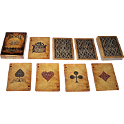 "USPC Bicycle ""Persian Empire"" Playing Cards"