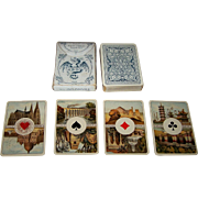 "Dondorf ""Club Kartes"" aka ""Cartes du Beau Monde"" Playing Cards, Dondorf No. 133, c. 1890s"