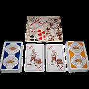 "Double Deck ""Cito"" (""Paramedisch en Medisch Uitzendburo"") Playing Cards, M"