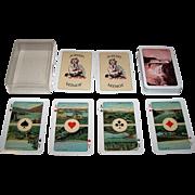 "ASS ""Islensk l'Hombre Spil No.1"" aka ""Mugg's Cards,"" Bjarni P. Magnusson Publisher"